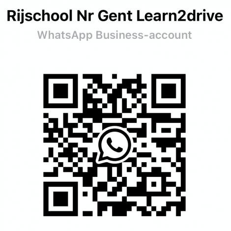 rijschool whatsapp-qr.